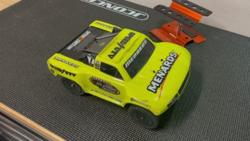 Speed RC Cars Revisión sst y bash