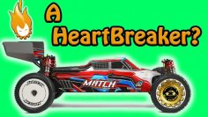 WLTOYS (WLTOYS) 104001 1/10 RC Buggy – Is it REALLY a HEARTBREAKER? – Open BOX & BASH