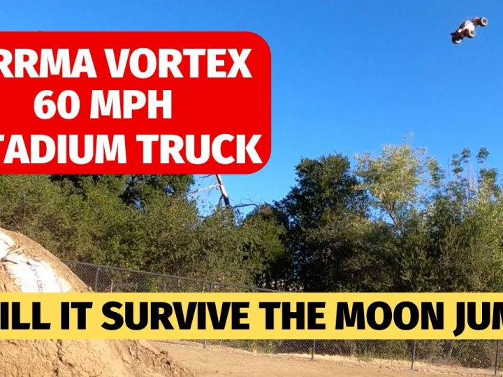 Arrma Vorteks unboxing, overview and test run – best small rc truck today?