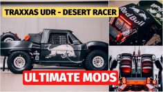 Traxxas UDR best upgrades and mods – Test Run of the Unlimited Desert Racer Truck