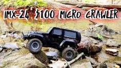 Imex IMX-24 $100 mini crawler review