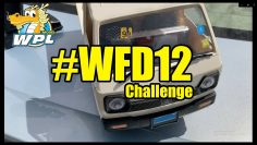 WPL D12 | #WFD12 challenge, no full throttle yet.