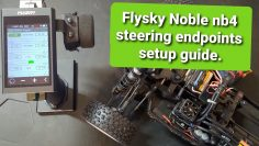 Guide d'installation des points de terminaison flysky Noble nb4.