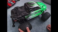 I'm doing a rc car review on small to bigger rc cars.