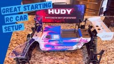 How To Setup An RC Car | RC Car Suspension Setup | Starting Setup