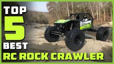 Top 5 Najbolji RC Rock Crawlers recenzije 2021 [Rangiran]