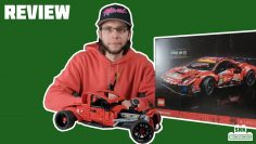 LEGO Technic 42125 Hot Rod MOC von TimTimGo [检讨]