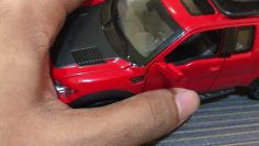 Ford Raptor DieCast car metal pull back car price, review and unboxing