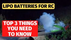 Top 3 things you need to know about lipo battery fires and lipo safety