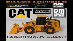 Diecast Masters RC Remote Control CAT 950M Wheel Loader 1:35 Масштаб