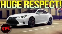 O 2021 Lexus RC 350 F Sport Black Line Is A Great GT Car That Deserves More Respect — Here's Why!