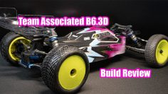 Team Associated B6.3d build and review