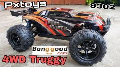 普克斯托伊 9302 RC Truggy (1/18 规模, 4Wd) 第一眼