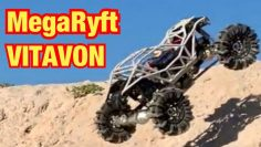 MegaRyft Gets VITAVON Axles and an EPIC Sand Run!!!!