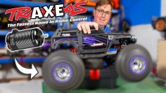 Testare il mio Brushless Traxxas Summit ai limiti! It's Crazy!