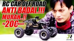 RC CAR OFF ROAD ANTI BADAI..!!! | JTR TOYS RC CAR ROCK CRAWLER  1:16 2.4GHz 4WD JPRE