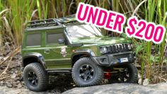 SUZUKI JIMNY CRAWLER – Under $200 & HAS A CRAZY FEATURE!