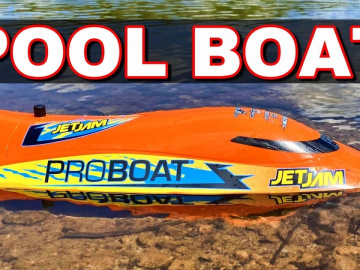 BEDST & SAFEST RC BOAT for POOLS SUMMER 2021!!! Pro Boat Jet Jam – TheRcSaylors