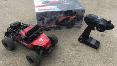 Bezgar Speed Legend RC auto da Amazon Recensione completa / Unboxing