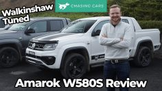 Volkswagen Amarok W580 2021 Отзыв | Walkinshaw-tuned GT ute | Chasing Cars