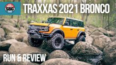The Bronco is BACK! Traxxas TRX4 2021 Bronco Review