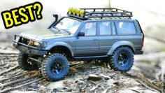 IS THIS THE BEST MIRCO CRAWLER? – ROCHOBBY LC80 TOYOTA LAND CRUISER
