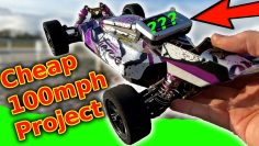 Worlds Cheapest 100mph RC Car Project