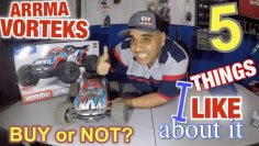 Arrma vorteks 3s Review 5 things I like about it and should you buy it