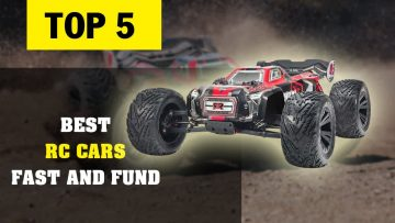 In alto 5 Best RC Cars That Are Insanely Fast & Divertimento 2021