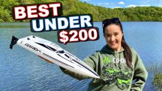 Brushless, FAST, &  AWESOME RC Boat!!! – UDI RC UDI005 – TheRcSaylors