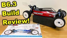 Team Associated B6.3 Build-Überprüfung