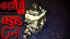 Unboxing and review of the OBR 1242 carb – O'Neil Brothers Racing – 1/5 Schaal