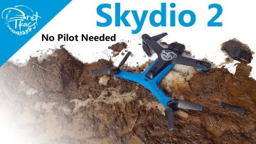The drone for motorcyclist… Skydio2 review