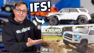 The BEST Trail Truck I've Ever Owned! Element RC Eunduro Trailrunner (With IFS!)