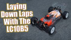 Pronto para voltas rápidas! LC Racing LC10B5 4WD Competition Buggy Review | RC Driver