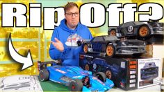 Is this Massive RC Car an Arrma 'Rip off'? it's just as Crazy! RC gigante!