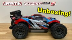 Arrma Vorteks 4×4 3S BLX Unboxing and First Thoughts