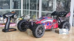 Reseña xe đua Zd Racing Pirates v3 Buggy – BX 8E Electric Offroad RC coche