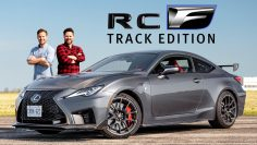 2021 Lexus RC F Track Edition Review // A maneira errada de gastar $100,000