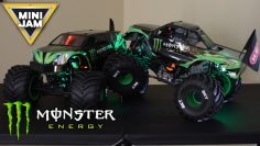 Hyper-Realistic RC Monster Energy Trucks! – LOSI LMT