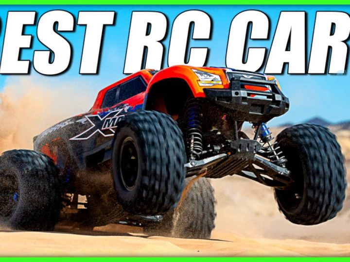 Вверх 5 BEST RC Cars & Trucks – (2021)