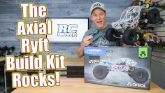 Build This Bouncer! Axial Racing Ryft RBX10 RC Car Unboxing & Overview | RC Driver