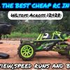WLTOYS ACROSS 1/12 Rock Racer…(Αναθεώρηση, Speed Runs and Bash)