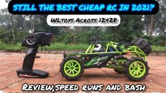 WLTOYS QUER 1/12 Rock Racer…(Bewertung, Speed Runs und Bash)