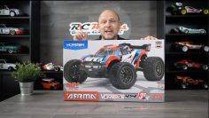 Nothing Like Sending A New Kit Skyward! Arrma Vorteks 4×4 1/10th RC In For Review, Specificatii, Run & Bash