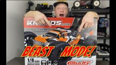 Team Corally's new BEAST! Kronos XTR