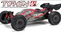Arrma TYPHON 6S V5 4X BLX Buggy Unboxing