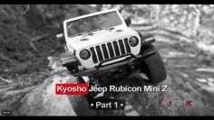 Kyosho Mini Z – Jeep Rubicon Review – Part I