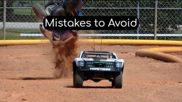 Some Mistakes to Avoid in RC Racing