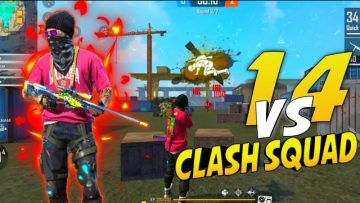 Clash squad free fire. clash squad rank game play. A NAYAK.